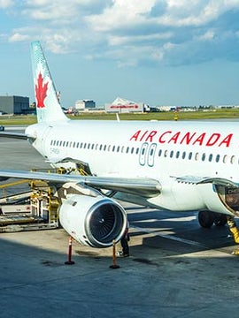 Air Canada launches new non-stop between Montreal and San Juan, Puerto Rico