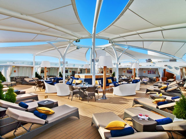 First New Cruise Ship of the New Year: the Seabourn Encore