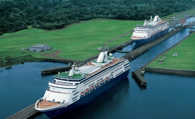 Cruise the Panama Canal