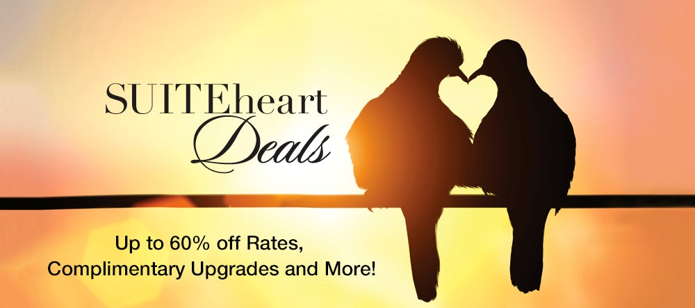 SUITEheart Deals!