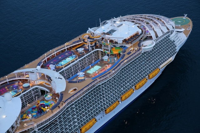 New Royal Caribbean ship!