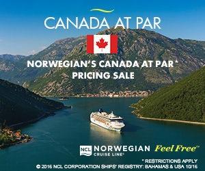 Canadian Dollars at Par!
