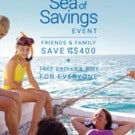 Sea of Savings Event with Celebrity Cruises