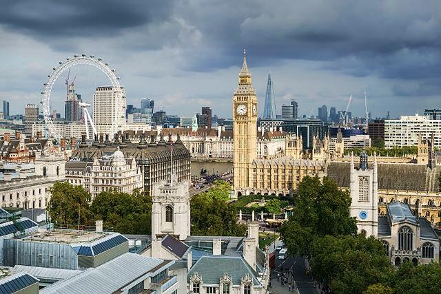 London's New Landmarks