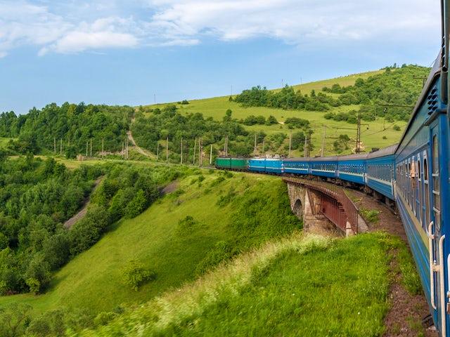 Rail Journeys