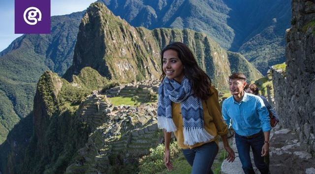 Save 10% on G Adventures Tours over $1,500!