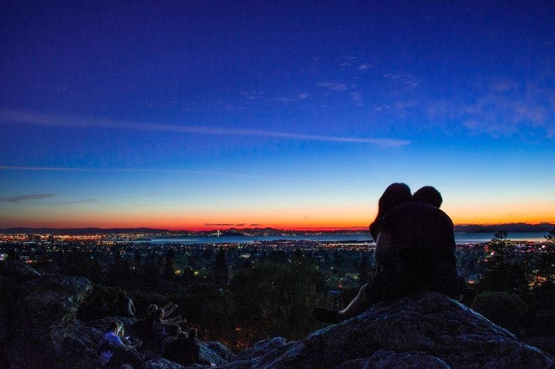 World's Top Places to Kiss