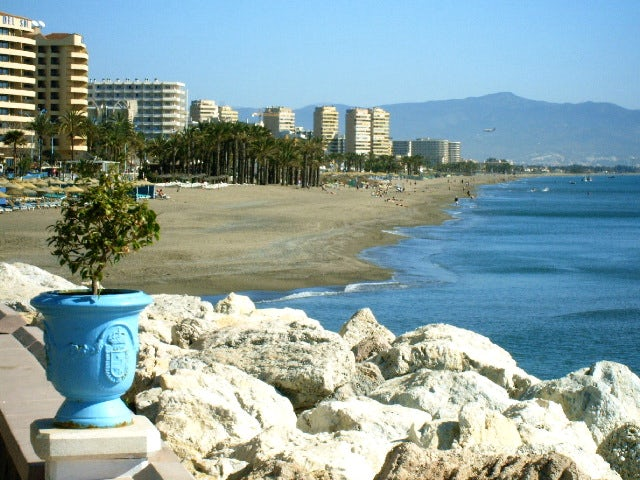 Winter on the Costa Del Sol