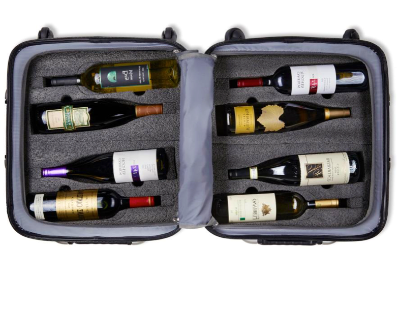 You Need This Suitcase For Your Next Trip to Wine Country