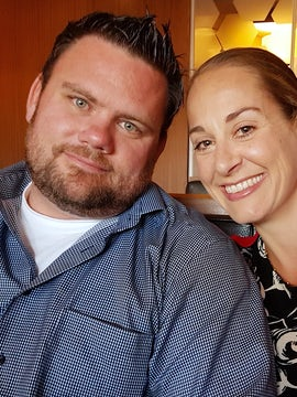 Jessica and Bryan