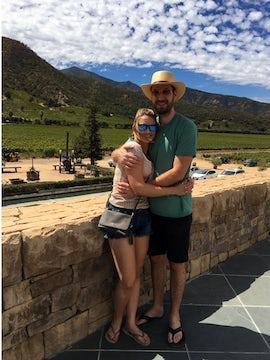 Danielle and Robert