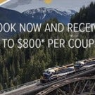 Rocky Mountaineer Special Extended to December 22