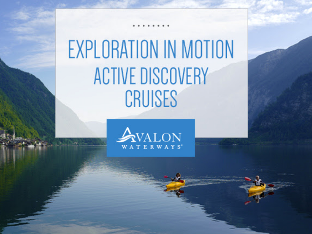 Avalon Active Discovery River Cruises PLUS An Adventure Host