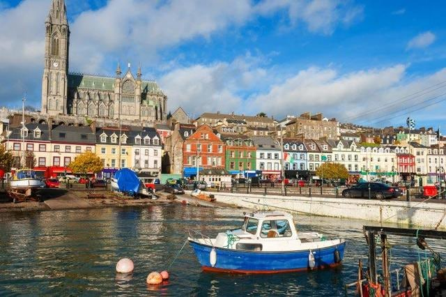 Travel Presentation on our Irresistible Ireland Carefree Journey