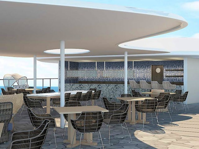 BRAND NEW FLORA with Celebrity Cruises