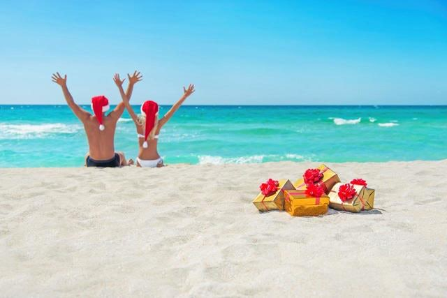 Need to get away before the Christmas rush?