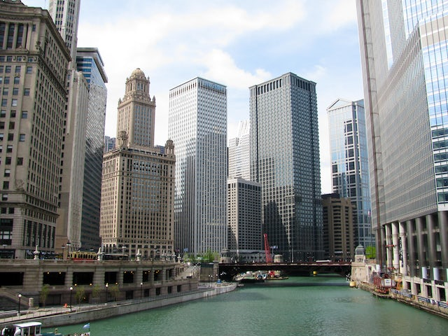 It's not too early to be thinking about a Weekend Escape to Chicago in May over the Long Weekend