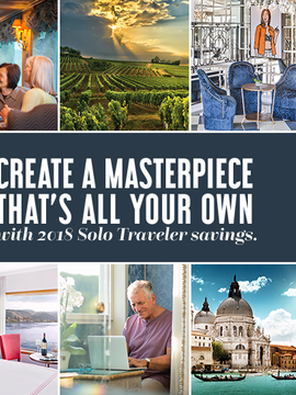 Uniworld River Cruise 2018 Solo Traveler Savings