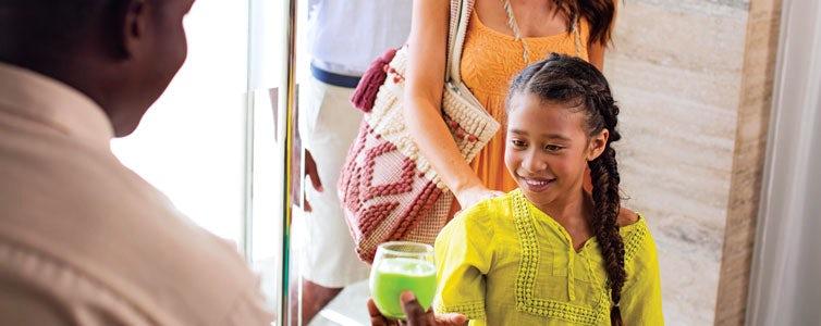 Travel Impressions - Kids Concierge at Nickelodeon Hotels & Resorts!