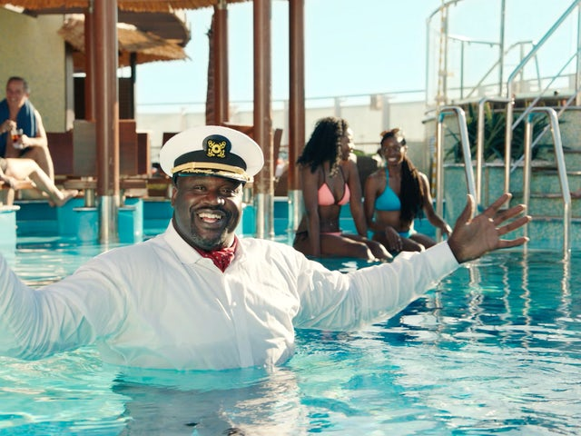 Shaq is the 'Chief Fun Officer' of this Cruise Line