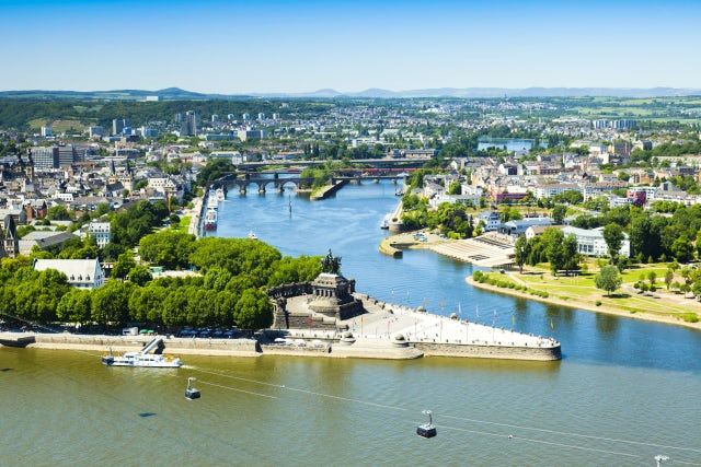 Day 13 - Middle Rhine and Koblenz