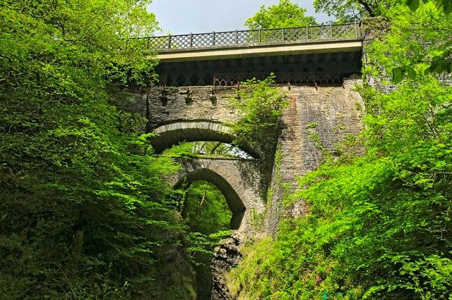 Devil's Bridge - Aberystwyth