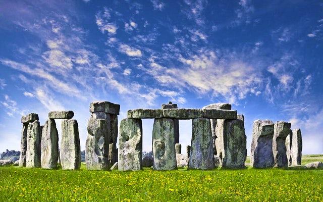 Glastonbury - Stonehenge