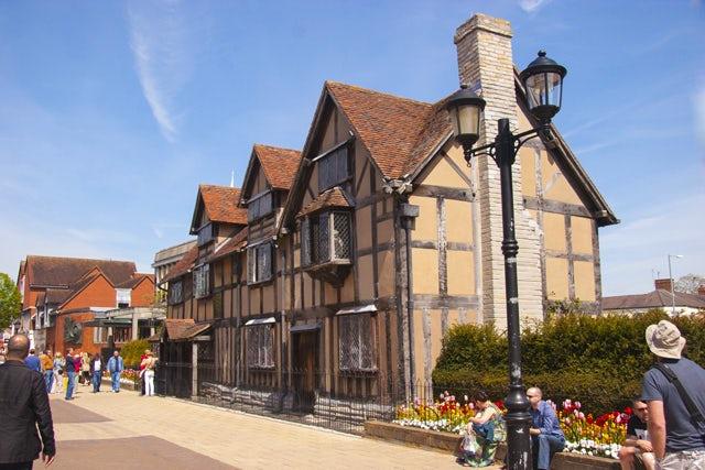 Shrewsbury - Stratford