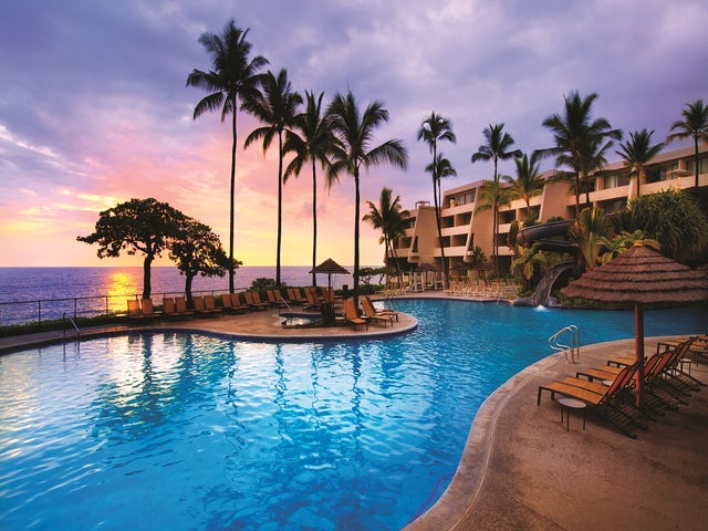 Pleasant Holidays - Vacation amenities at Sheraton Kona Resort & Spa!
