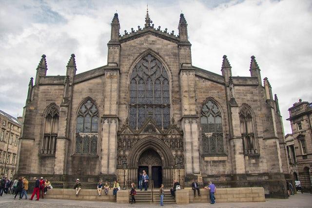 Edinburgh City Tour