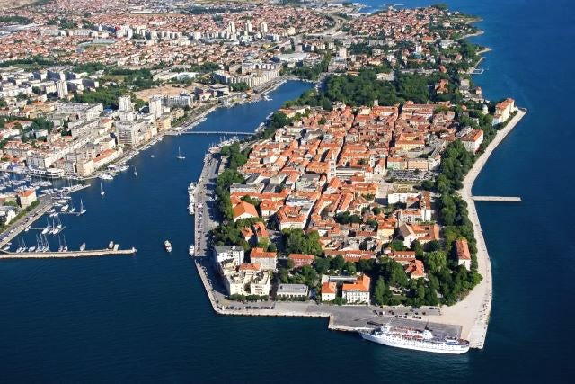 Zadar - Split