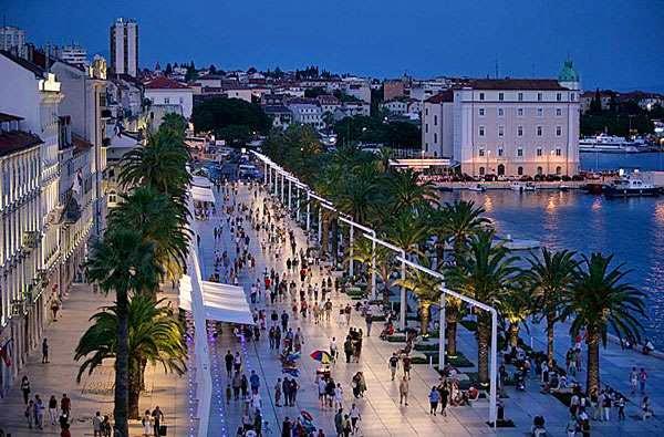 Split City Tour - Free Time