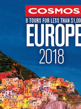 Trips to Europe for Under $1000