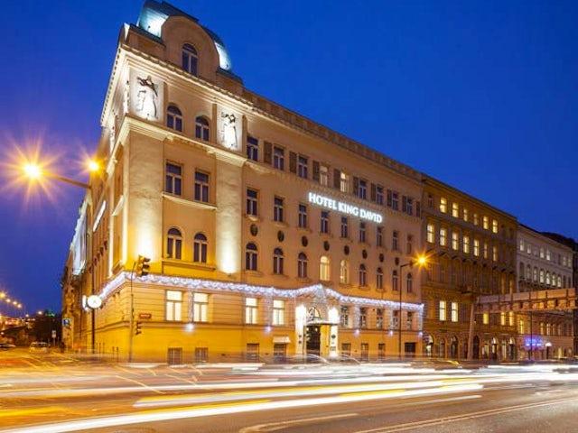 Hotel King David- Prague