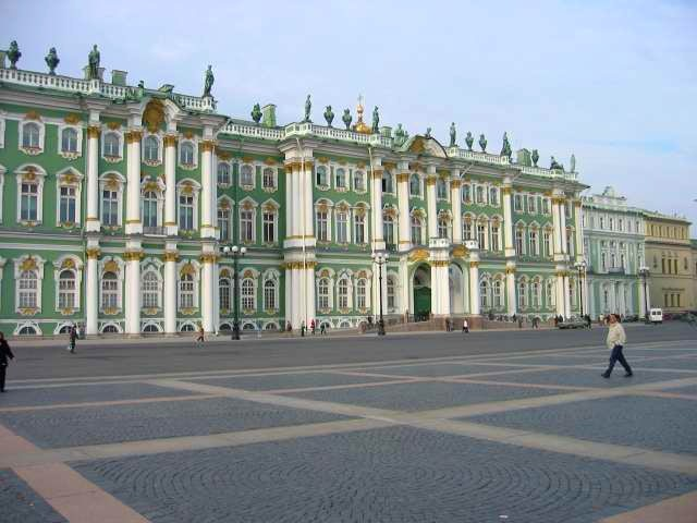 Monday, July 1 / St. Petersburg, Russia