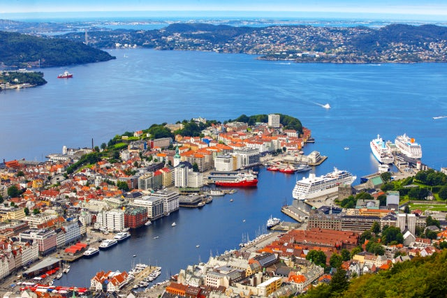 Thursday, June 20 / Arrive in Bergen