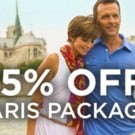 Globus Has Put Paris on Sale! 25% off Monograms Tours