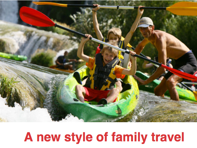 Family Adventures by Intrepid - Plus Solo Parent Trips