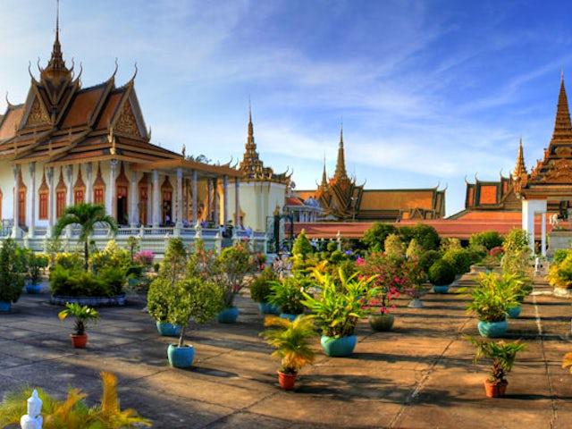 Journey to Cambodia & Laos Mekong Adventure