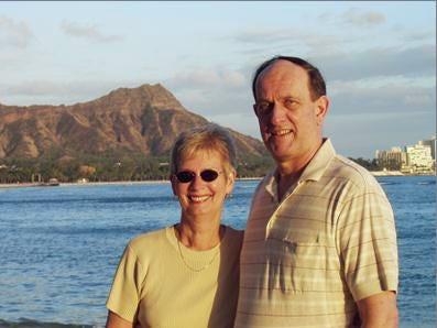 John & Jan Warneke