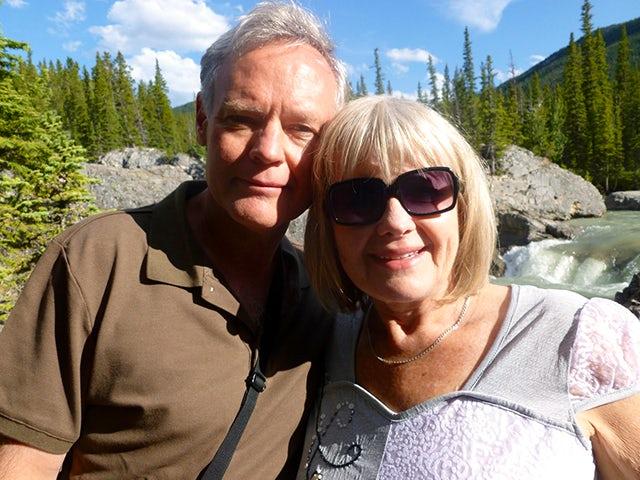Rev Dennis & Corrine Aicken