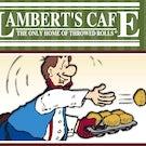 Lunch at Lambert's Café and Bald Knob Cross