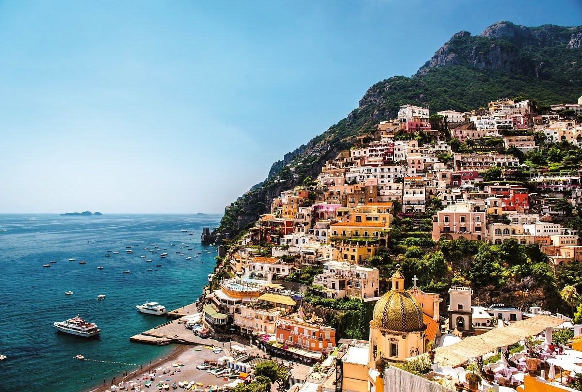 Chart a New Course to Exquisite Italian Ports