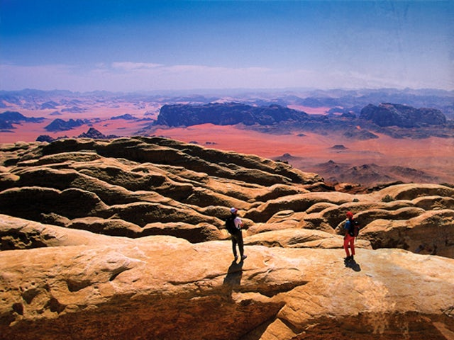 Wonders of Jordan with Tourcan Vacations