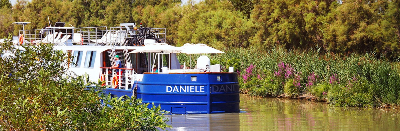 Exclusive Charter- Barging in Burgundy May 2019
