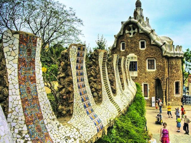 Architecture of Barcelona