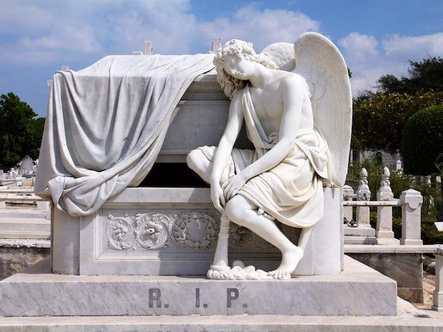 Columbus Cemetery Havana