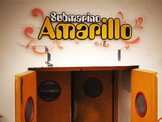 El Submarino Amarillo