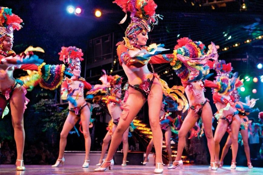 Tropicana Nightclub Havana