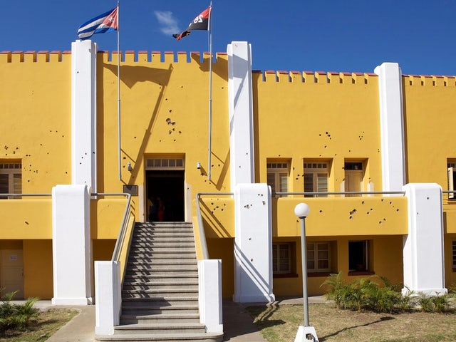 Moncada Barracks Santiago